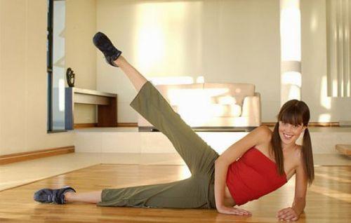 Специальная гимнастика для беременных