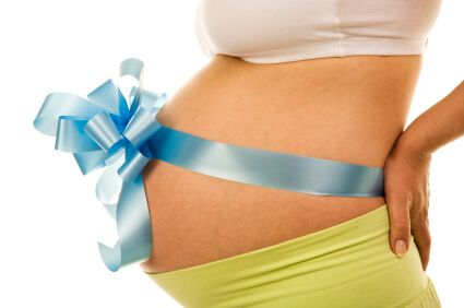 Причины запоров у будущих мам