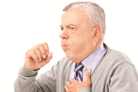 Интенсивный кашель