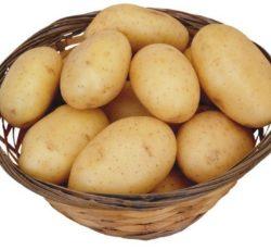 Картофель для свечей