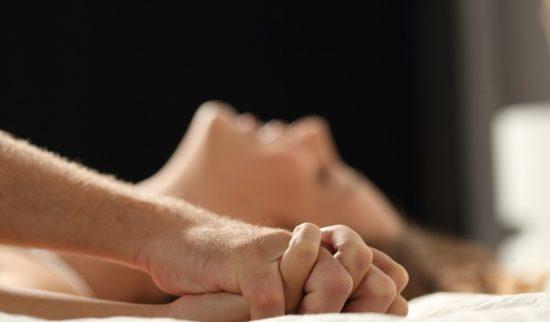 Занимание сексом видео с геморроем