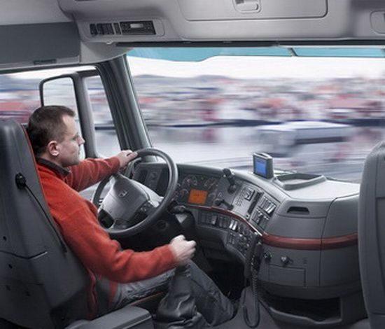 Водители в зоне риска