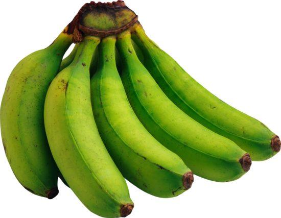 Незрелые фрукты