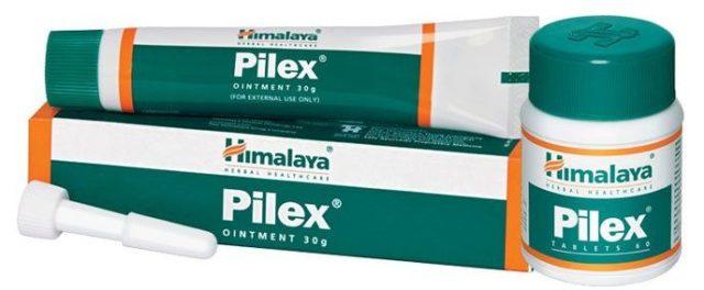 «Пайлекс» при геморрое разрешается использовать в качестве дополнения к традиционной терапии на третьей и четвертой стадиях заболевания