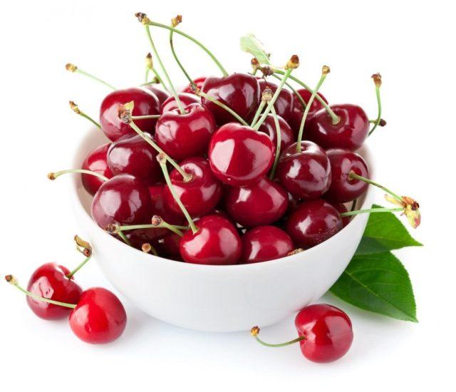 В состав вишни входят многие витамины и минеральные вещества