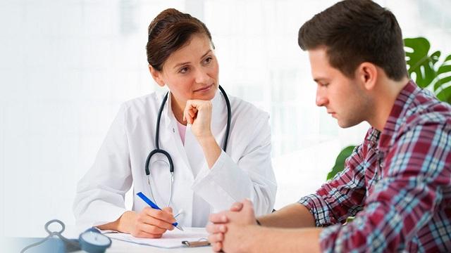 Консультация с врачом-практологом