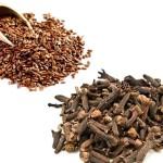 Совместимость семян льна и гвоздики
