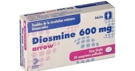 Как принимать Диосмин при геморрое?
