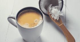 Что произойдет с организмом, если вы начнете добавлять кокосовое масло в кофе