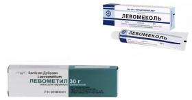 Левометил и Левомеколь: что лучше?