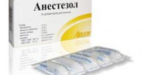 Использование свечей Анестезол при геморрое