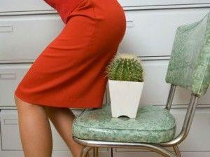Почему выходит геморрой при беременности