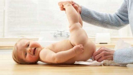 Геморрой у ребенка в 1 год