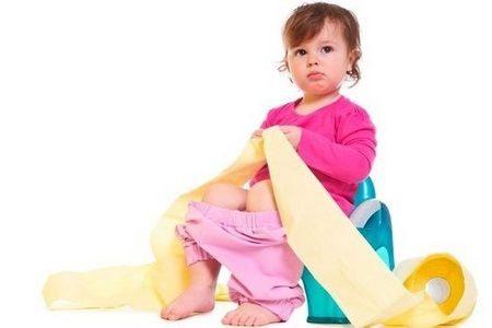 Геморрой у ребенка 2 года
