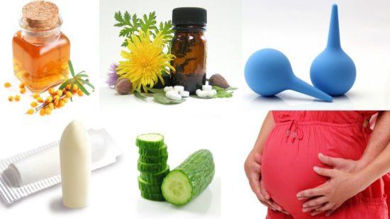 В 25 консультации лечат послеродовой геморрой