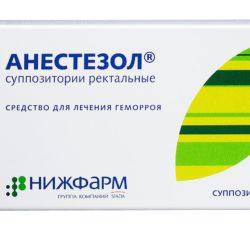 Обезболивающие при геморрое свечи мазь таблетки после операции