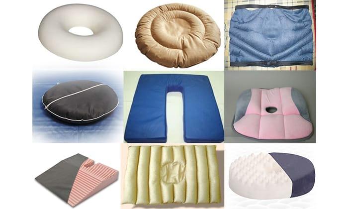 Особенности выбора подушки от геморроя