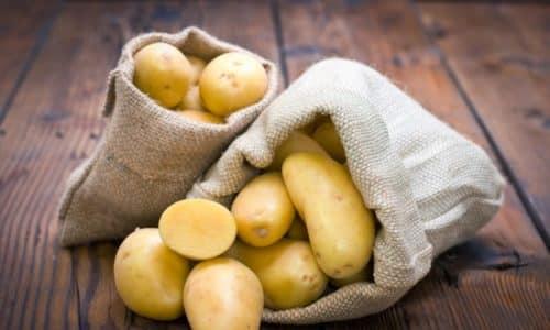 Картофель считается незаменимым средством при лечении геморроя