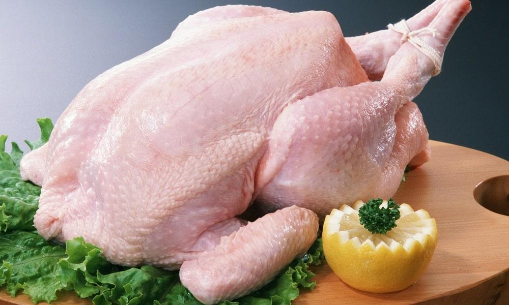 Мясо должно быть нежирным — курица