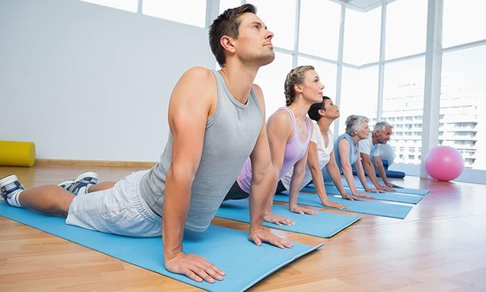 Лечебная гимнастика помогает укрепить мышцы и сосуды, наладить кровообращение