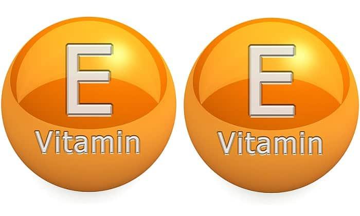 Витамин E оказывает антиоксидантное противовоспалительное и регенерирующее действие