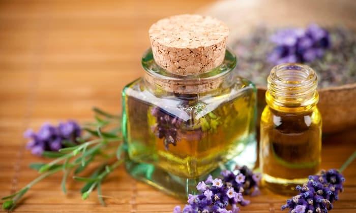 Можно смешать оливковое и лавандовое масла (по 2 капли) и смазать анальное отверстие