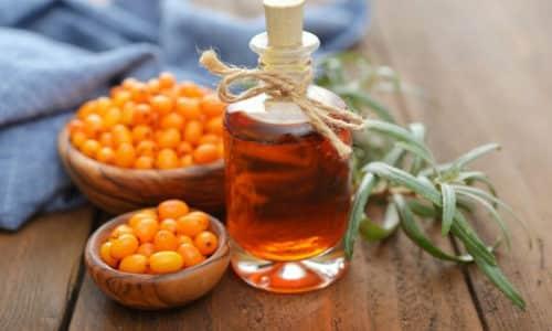 Проверенным и эффективным средством для лечения кавернозных образований являются свечи на основе облепихового масла