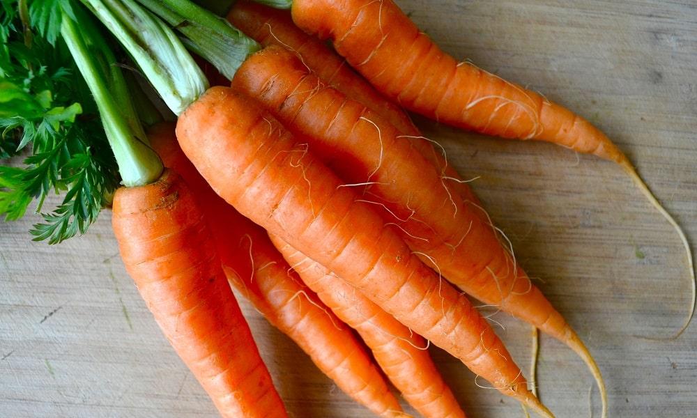 Морковь помогает при геморрое