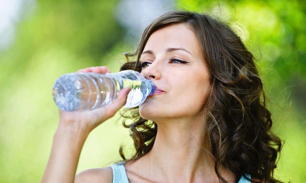 Важно соблюдать правильный питьевой режим