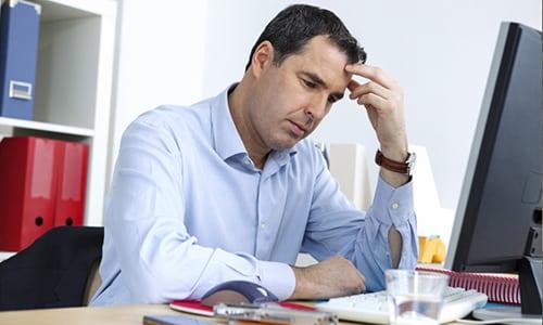 Геморрой - распространенное заболевание, которое встречается чаще всего у мужчин в возрасте от 30 до 50 лет