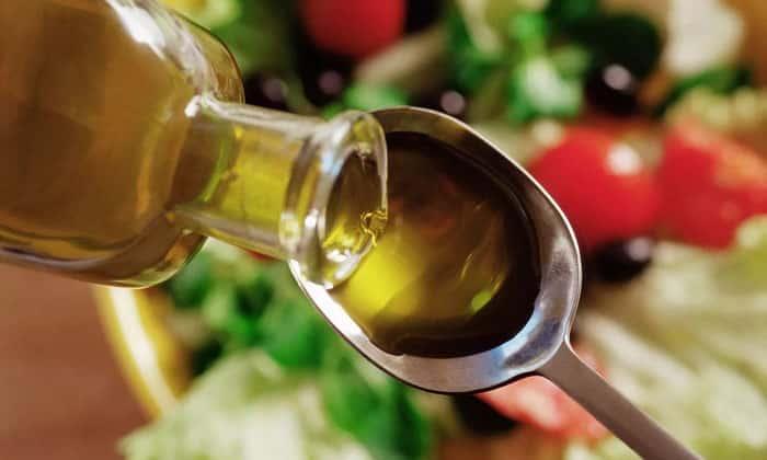 Вместо плодов можно использовать масло оливы. Выпивать его по утрам до завтрака по 1-2 ч. л