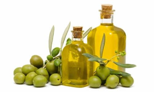 Оливковое масло - признанный источник витаминов и помощник в решении проктологических проблем