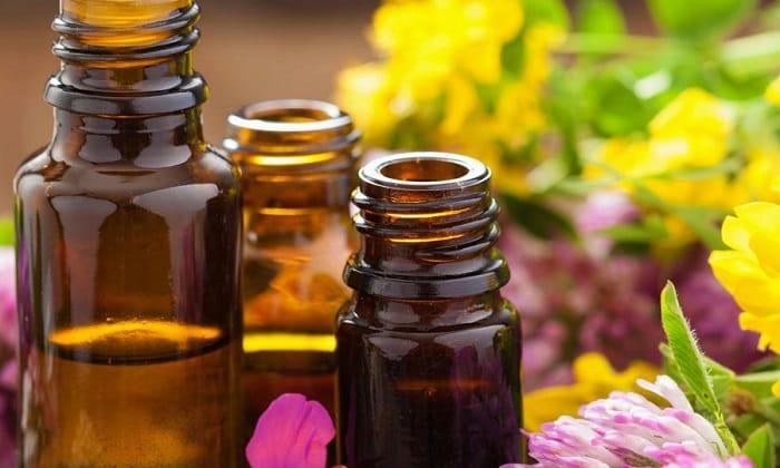 При лечении заболевания используются эфирные масла