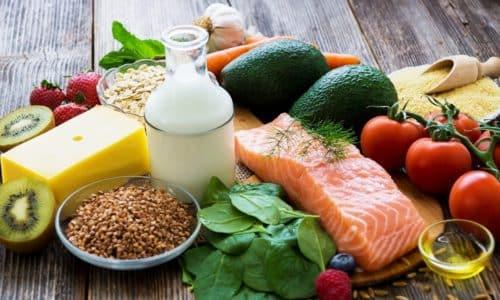Нужно придерживаться правил здорового питания