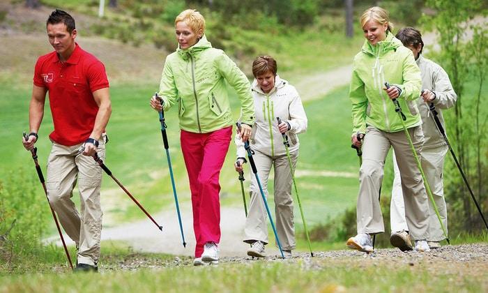 При обострении болезни передвигаться необходимо медленно и аккуратно, даже спортивная ходьба на данном этапе противопоказана