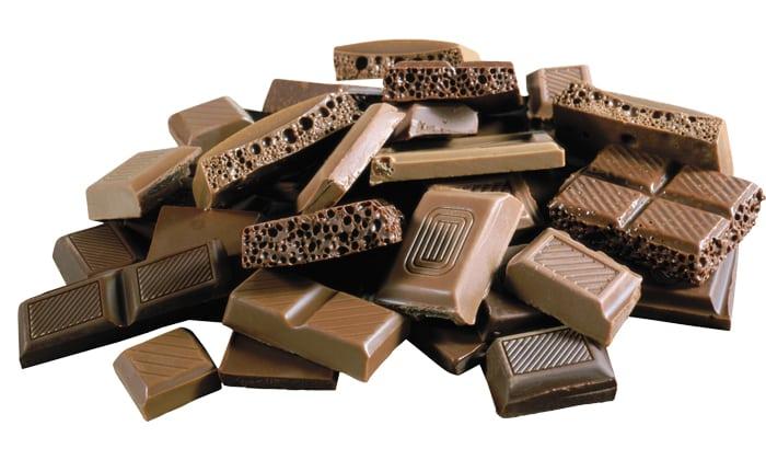 Шоколад под запретом