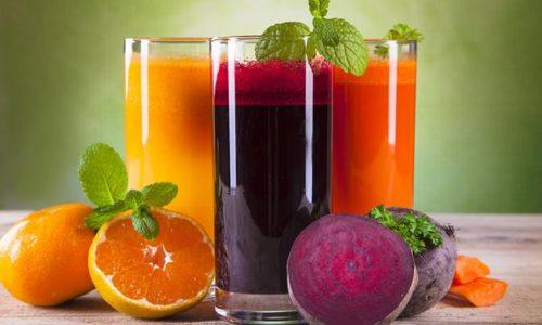 Восполнить недостаток бета-каротина можно путем введения в рацион овощей и фруктов красного и оранжевого цвета