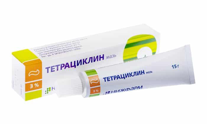 Как применяют Тетрациклин при геморрое