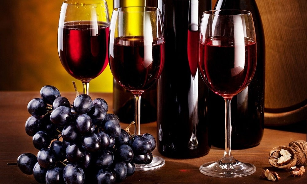 Можно ли беременным пить вино красное сухое