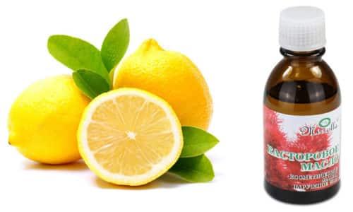 При возникновении проблем с ЖКТ, сопровождающихся нарушением пищеварения, запорами, специалисты рекомендуют провести очищение кишечника при помощи касторового масла и лимона