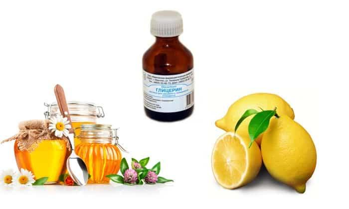 Можно ли принимать одновременно Глицерин, мед и лимон?